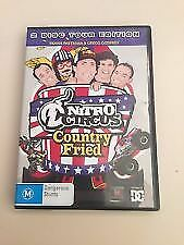 nitro circus country fried 2 disc tour edition (D166)
