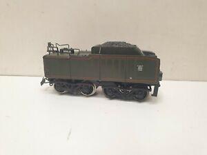 Jouef tender de locomotive a vapeur 231k calais (02) en HO