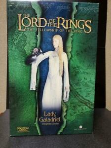 Sideshow Lord of the Ring The Lady Galadriel Statue Figure Rare F/S