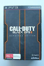 Call Of Duty Black Ops 2 Hardened Edition , Collectors Edition Playstation 3 PS3