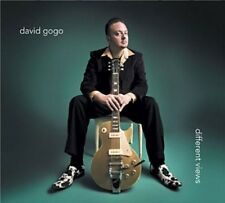 DAVID GOGO - DIFFERENT VIEWS  CD NEW+