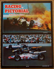 MAGAZINE ~ RACING PICTORIAL ~ 1965 SUMMER ~ USAC INDY NASCAR DRAGS IMCA