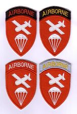 WWII - AIRBORNE Cmd (Set de 4 - Reproductions)