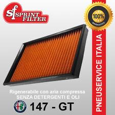 FILTRO ARIA SPORTIVO Sprintfilter P271S ALFA ROMEO GT e 147 1.9 JTD