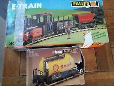 "FALLER e-train//piste 0 /""Croisement//Nº 3833/"""