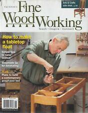 Taunton's Fine Woodworking June 2020 No 282 Tabletop