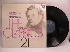 Ingrid Haebler / Arthur Gumiaux - The Classics 21 - Schubert - LP Record NM