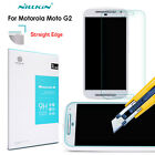 MOTO G2 Genuine Nillkin 9HS Tempered Glass Screen film Protector for Motorola