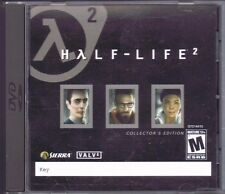 HALF LIFE 2 COLLECTOR'S EDITION LIMITED PC W/ CD KEY Free USA Shipping!