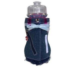 Rubbermaid FG7H3000HSPNK Hip Sips Fashion Beverage Bottle