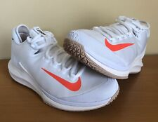 New listing nike nikecourt air zoom zero tennis shoes nadal federer sz:7.5 (men)/9 (women)