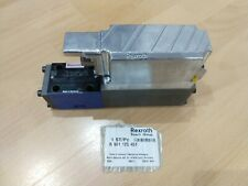 Rexroth Hydraulic Proportional Valve 4WRPEH 6 C B04L-2X/G24K0/F1M
