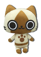 Monster Hunter 8'' Airou Plush Anime Manga NEW