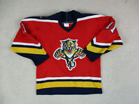 CCM Jonathan Huberdeau Florida Panthers Hockey Jersey Youth Extra Large Kids *