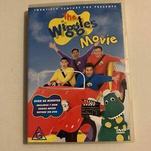 The Wiggles Movie (DVD, 1998) Region 4,2