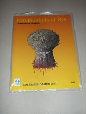 HarnMaster: 100 Bushels of Rye (New)