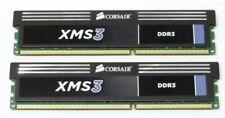 Corsair XMS3 8GB (2x4GB) CMX8GX3M2A1333C9 1333MHz PC3-10600 DDR3 Desktop Memory