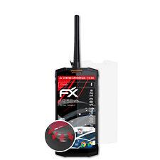 atFoliX 3x Schutzfolie für DOOGEE S80 Lite FX-Curved-Antireflex