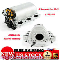 Engine Intake Manifold Assembly 2721402401 For Mercedes Benz C300 E350 GLK350 US