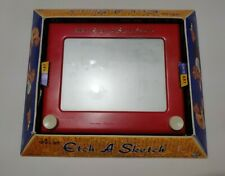 Vintage Ohio Arts Etch A Sketch Drawing Game in Original Box
