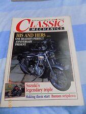 classic mechanics(25/BSA D7/Moto Guzzi/DKW W2000/Manx Norton/Rotax/Ariel/GT750