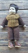 Rare Vintage German Stolle Doll Hand Made Collectible