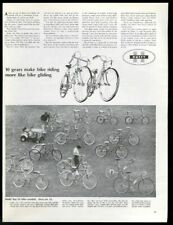 1967 Huffy Tandem Dragster Rail photo 15 bicycle models vintage print ad