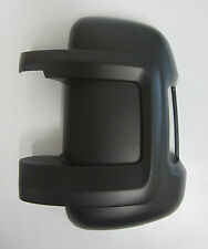 FIAT DUCATO PEUGEOT BOXER CITROEN RELAY 2006 + Door Wing Mirror Cover Left N/S