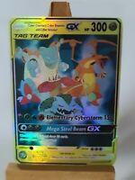 Cyber Starter Charizard Blastoise and Venusaur Proxy Custom Pokemon Card in Holo