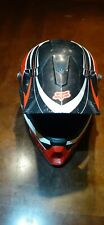 Fox Tracer Motocross Offroad Protective Helmet Adult XLarge 61-62Black/Red/White