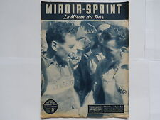 *Rare Vintage 1950s 'MIROIR-SPRINT' - French Cycling Magazine - 30 July 1954*