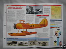 Aircraft of the World Card 47 , Group 11 - Naval Aircraft Factory N3N