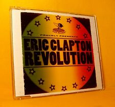 MAXI Single CD Eric Clapton Revolution 2 TR 2005 Blues Rock Reggae PROMO RARE !