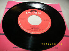 Frank Mills Music Box Dancer / The Poet and I 45 VG Polydor PD14517 1974