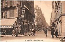 CPA Paris Rue Richer (96254)