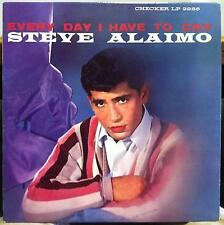 STEVE ALAIMO every day i have to cry VG+ WLP LP 2986 Mono Promo WL 1963 Record