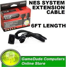 6 Foot Nes Controller Extension Extend Cable Cord Retro-Bit for Nintendo