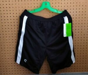 Cannondale Mens Cycling Bike Shorts Baggy Padded Men's Large New With Tags