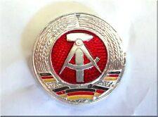 East German Dem. Republic: PIN, Badge Medal for army Peaked Cap Helmet Uniform