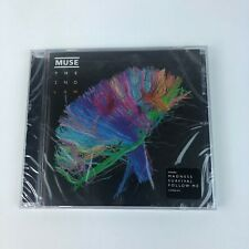 Muse - The 2nd Law (CD, 2012) Brand New Sealed *Cracked Case*
