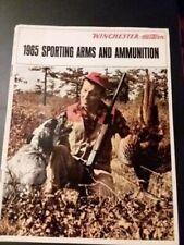 1965 Winchester Gun Catalog