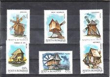 ROMANIA 1994 WINDMILLS SET   MNH  VF