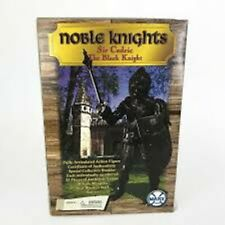 Marx Toys - Noble Knights Sir Cedric The Black Knight-►NEW◄PERFECT (no Big Jim )