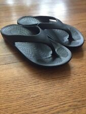 Black Flip Flop Men's Size 11 - New with Free shipping - Great Buy!!!