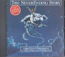 The Never Ending Story 15 Track CD 1984