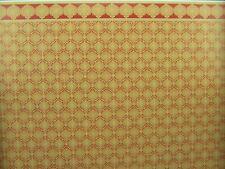 1:12. Wandfriese Grüntöne Bordüre für Fliesen für Puppenhaus