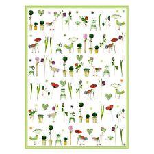 *ACUFACTUM*Geschenkpapier*50 x 70cm *KERSTIN HESS*Sommergarten*
