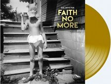 FAITH NO MORE - Sol Invictus LIMITED GATEFOLD SLEEVE GOLD VINYL 750 COPIES NEW