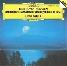 Beethoven: Sonatas - Pathetique & Moonlight by