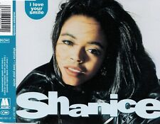 SHANICE : I LOVE YOUR SMILE / CD - TOP-ZUSTAND